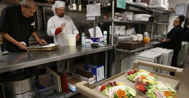 Nursing homes starting to offer more individualized menus