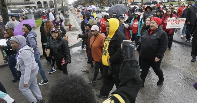 Detroit teachers to consider next move after mass sick-out