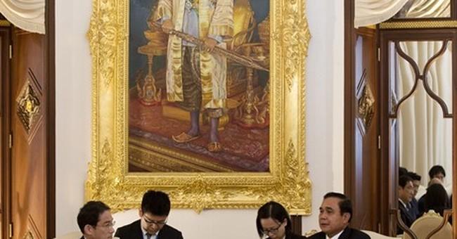 Japan announces $7 billion plan to develop Mekong region