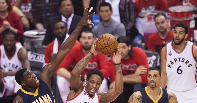 Raptors reach second round for first time 15 years
