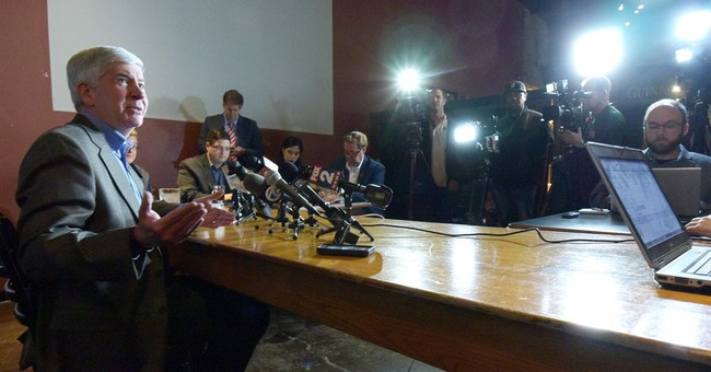 Snyder expects expanded Medicaid coverage in Flint next week