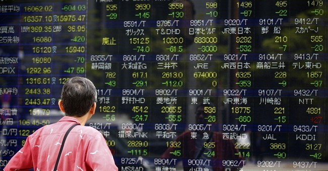 European stocks mixed after Asia falls; Tokyo down 3 percent