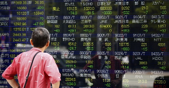European stocks mixed after Asia falls; Tokyo down 3 percent