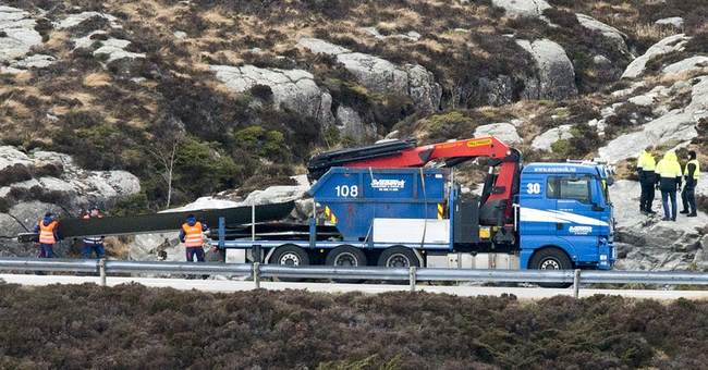 Fatal helicopter crash in Norway caused by technical failure