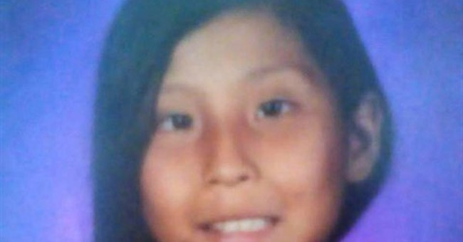 The Latest: Navajos frustrated over delay in Amber Alert