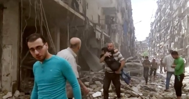 The Latest: UN Security Council to hold meeting on Aleppo