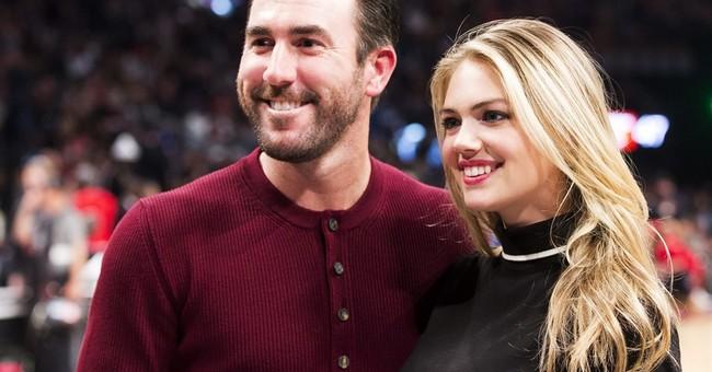 Kate Upton announces engagement to Tigers' Justin Verlander