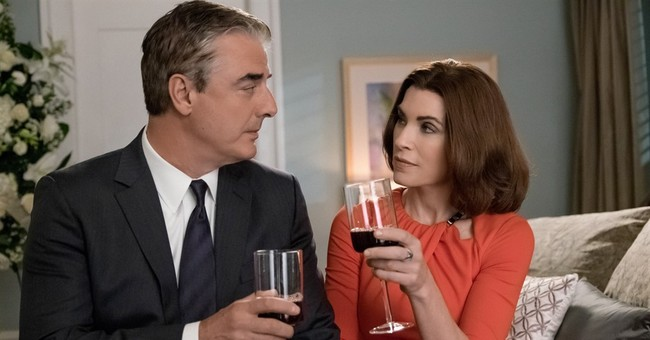 As 'The Good Wife' nears goodbye, its co-creators look back
