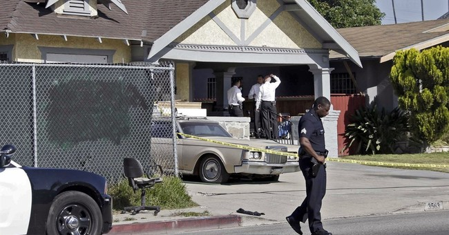 Man arrested after toddler stabbed to death in Los Angeles