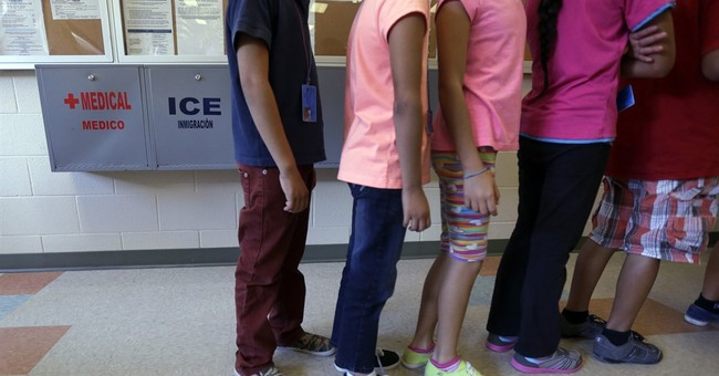 Immigrant family detention center granted child-care license