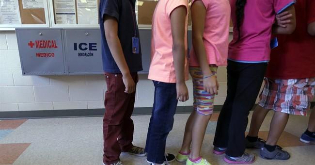 Immigrant family detention center granted child-care license