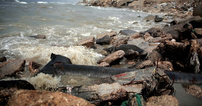 Gaza sewage crisis, festering in conflict, poisons coast