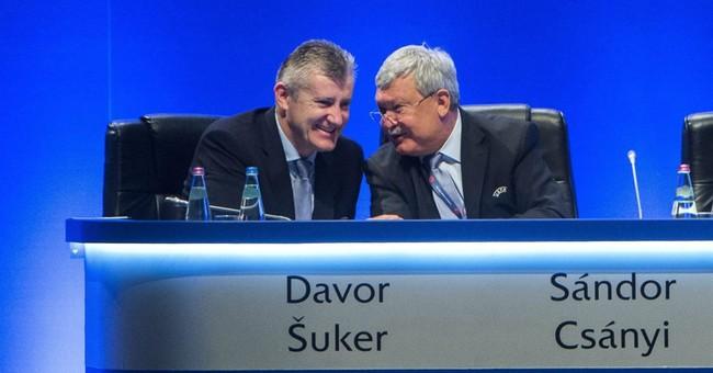 Kosovo elected as UEFA member in 28-24 vote