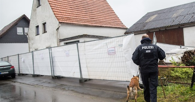 German authorities say couple killed 2 women