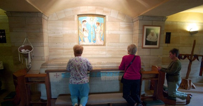 Nuns to sell estate, move tomb of 2nd American-born saint