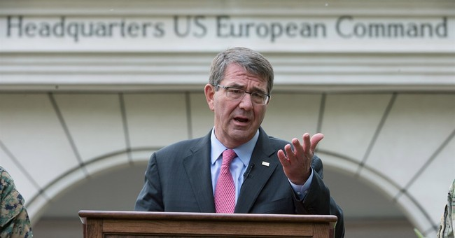 US defense secretary says Russia is 'nuclear saber-rattling'