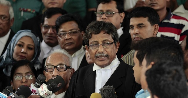 Bangladesh war crimes court sentences 4 to death