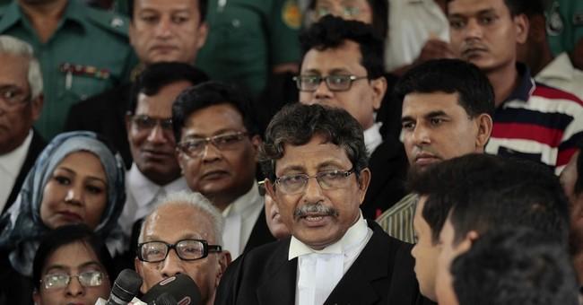 Bangladesh war crimes court sentences 4 to death
