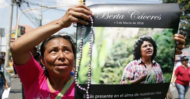 Court files show bid to tar slain Honduran activist Caceres