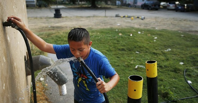 Fix for California trailer park reflects uranium problem