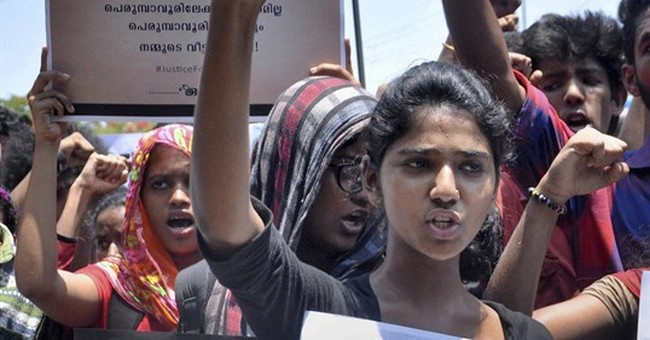 3 detained after Dalit law student raped, murdered in India