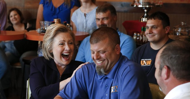 Once a Clinton stronghold, Appalachia now Trump country