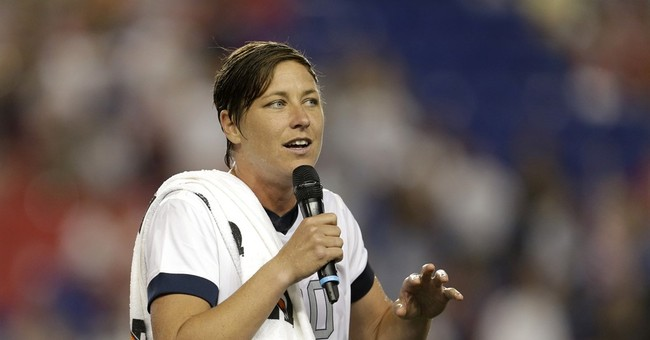 Abby Wambach to join ESPN as analyst and contributor