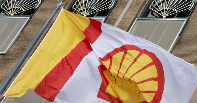 Royal Dutch Shell first quarter earnings down 58 percent