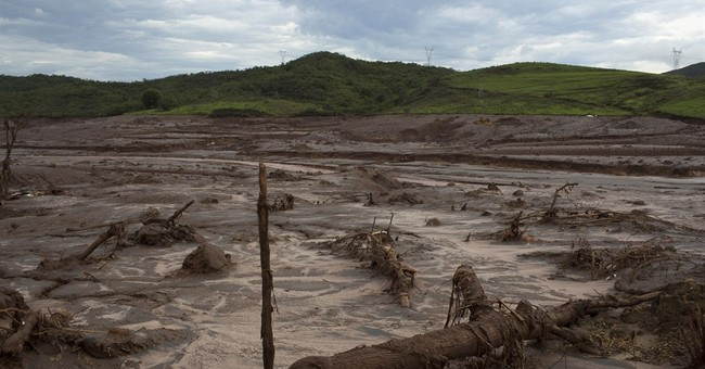 Mining company's stock dives as Brazil sues in dam tragedy