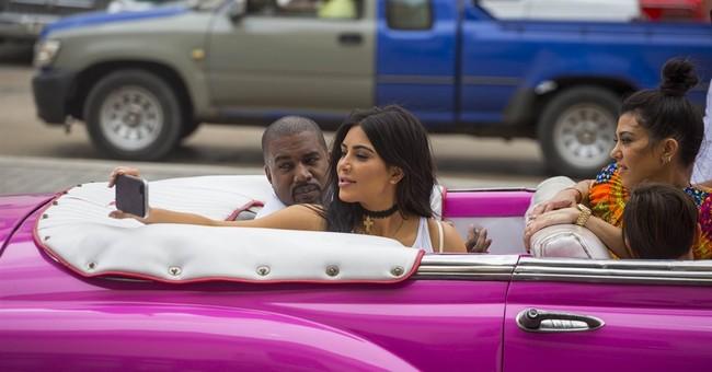 Kanye West, Kim Kardashian latest names to visit Havana