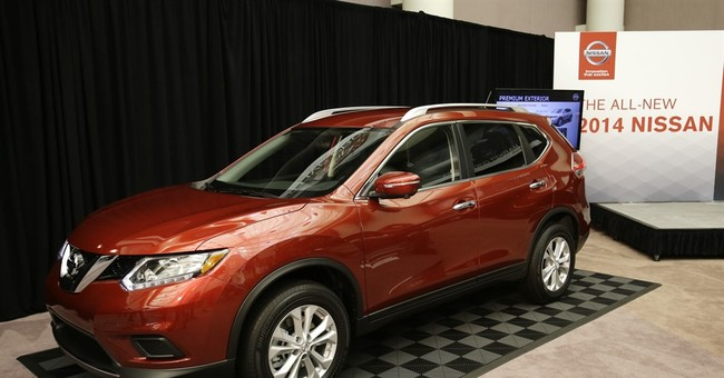 Nissan recalls Rogues; rear lift gates can fall suddenly