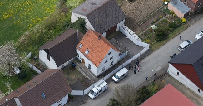 Germany: Woman says she was held by horror house couple
