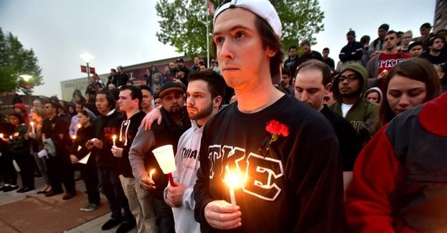 2 arrests made after student shot dead at fraternity house