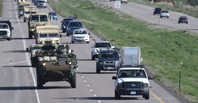 APNewsBreak: Army says troops lost their way, went off cliff