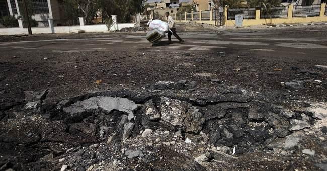 Syria's volunteer sappers improvise mine-clearing methods