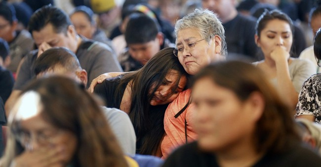 Complaint details kidnapping death of girl on Navajo nation