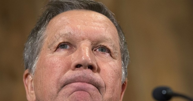 Kasich ends bid for Republican nomination