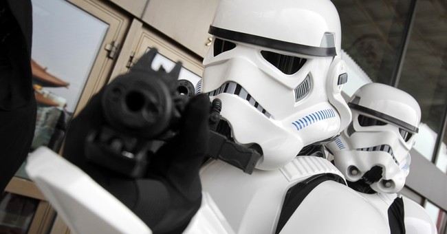 It's Star Wars Day: May the 4th be with you