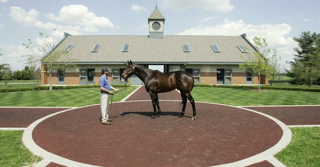 Ky. bourbon trail offers a lesson for reviving racing's fans