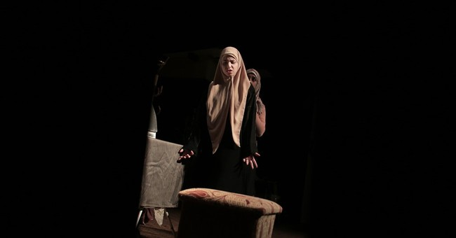 'Romeo and Juliet' takes on local twist in Gaza performance