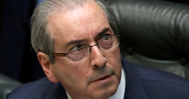 Brazil's high court suspends house speaker, foe of president