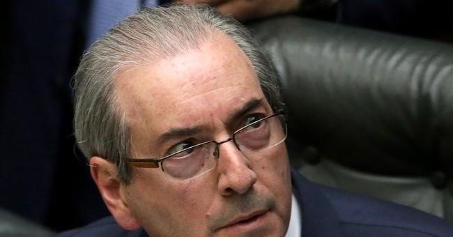 Brazil's high court suspends house speaker, foe of president