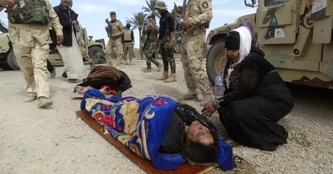 Iraq routed IS from Ramadi at a high cost: A city destroyed