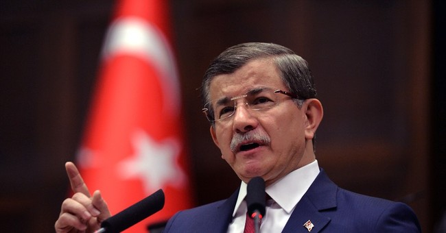 Turkish premier to step down, boosting president's position