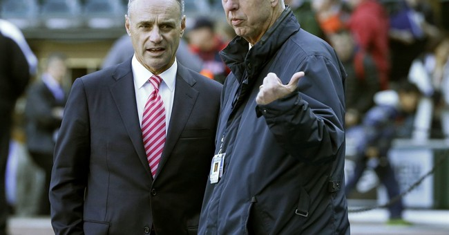 Commissioner: Decision imminent on MLB games in Puerto Rico