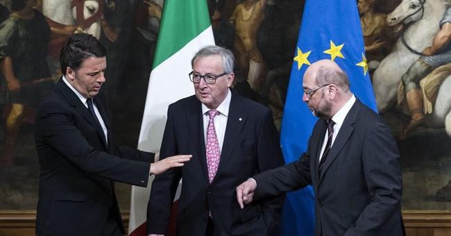 EU official Tusk: Idea of one European nation is 'illusion'
