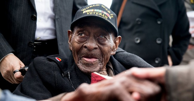110-year-old WWII veteran from Louisiana dies