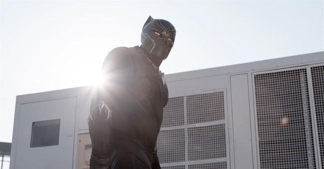 Chadwick Boseman continues superhero streak as Black Panther