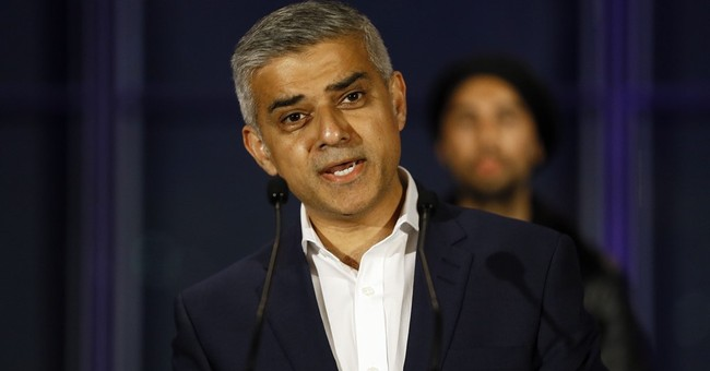 London's new Muslim mayor vows to be leader for everyone