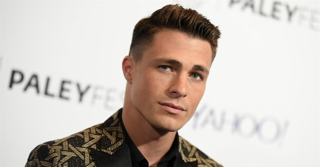 Colton Haynes: 'Terminal anxiety' led to 'Teen Wolf' break